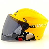 诺曼 摩托车头盔 电动车安全帽 男女通用夏季头盔