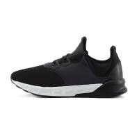 阿迪达斯男鞋2017夏季黑武士网面透气运动鞋休闲跑步鞋BA8166