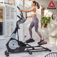 Reebok锐步椭圆机 智能家用健身房静音电磁控椭圆仪太空漫步机健身器材 椭圆机A6.0FD