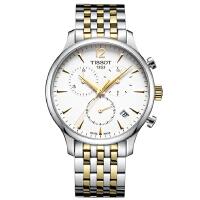 天梭TISSOT-T-CLASSIC 经典俊雅系列 T063.617.22.037.00 石英男士手表