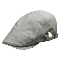 男鸭舌帽贝雷帽女士休闲帽英伦前进帽