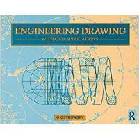 【预订】Engineering Drawing with CAD Applications 9780415502900