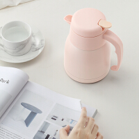 小容量不锈钢内胆小型北欧办公室温水壶热水瓶开水暖瓶