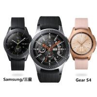 Samsung/三星 Galaxy Watch智能手表 Gear S4游泳运动lte版 多功能炫酷防水电话电子手环 男