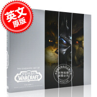 现货 英文原版 魔兽世界电影画集 影视周边 设计 暴雪Blizzard 图册 精装 The Cinematic Art