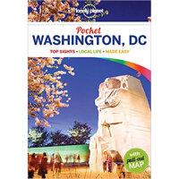 Pocket Washington, DC 3 Pocket 9781786572455 Lonely Planet