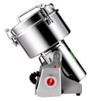 1000G中药材粉碎机五谷杂粮磨粉机打粉机细家用小型干磨研磨机