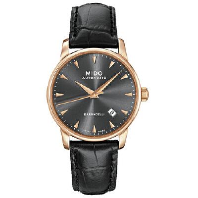 美度MIDO-贝伦赛丽系列 M8600.3.13.4 机械男士手表【好礼万表 礼品卡可购】16:45前支付,预计1-3个工作日内发货