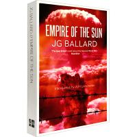 Empire of the Sun 太阳帝国 英文原版 斯皮尔伯格执导电影原著小说 英文版自传体小说 进口书