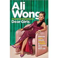 【现货】英文原版 亲爱的女儿们:人生建议与秘密分享 Dear Girls 段子手黄阿丽Ali * 单口相声 喜剧 Goo
