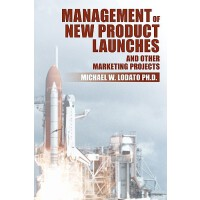 【预订】Management of New Product Launches and Other Marketing
