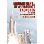 【预订】Management of New Product Launches and Other Marketing
