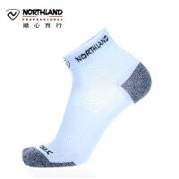 【顺心而行】诺诗兰NORTHLAND户外男跑步运动袜保暖吸汗速干袜A995030