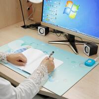 【好货优选】暖手暖桌垫鼠标加热垫电脑桌上发热垫办公室垫电热板