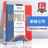 华研原版 拿破仑传 英文原版 Napoleon 人物传记 牛津大学历史学教授著 全英文版进口书籍 英语文学书