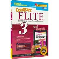 SAP Conquer Elite Level 3 新加坡英语写作 级别3 提高版 攻克精英计划 小学三年级 英文教辅