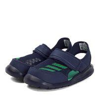 adidas阿迪达斯2017新款男婴童FortaSwim I游泳鞋BA9375