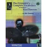 英文原版 鼓手完整词汇表 The Drummer's Complete Vocabulary as Taught by