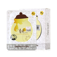 春雨papa recipe面膜蜂胶蜂蜜保湿舒缓补水修护