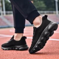 野图运动鞋男鞋春季跑步鞋透气网面鞋韩版旅游鞋男士休闲鞋子男