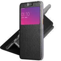 坚达 手机壳  手机保护套  翻盖皮套 视窗保护套 适用于 OPPO A57 保护套