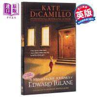 【中商原版】爱德华的奇妙之旅 英文原版 Miraculous Journey of Edward Tulane 来自星