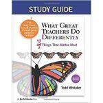 【预订】Study Guide: What Great Teachers Do Differently, 2nd Ed