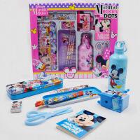 迪士尼文具套装 小学生奖品礼品 六一儿童节日礼物文具盒赠品