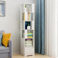 祥然 环保加厚角落组合落地书柜书架 卧室置物架创意学生自由组合小书柜
