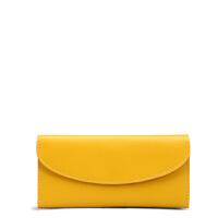 Martchee 小钱包 大魅力 韩版牛皮钱包,时尚简约的外观,强大实用的功能