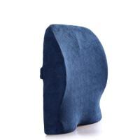 记忆棉靠垫靠枕办公室腰垫护腰背垫椅子靠背汽车座椅腰枕