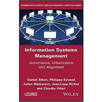 【预订】Information Systems Management 9781848218550