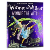 Winnie the Witch 英文版 女巫温妮 英文原版 温妮女巫魔法绘本 英国红房子儿童图书奖 Valerie T