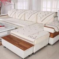 【支持礼品卡支付】棉质布艺沙发垫 订做皮布艺沙发套沙发布沙发床套罩欧式中式沙发盖布单人双人三人组合沙发
