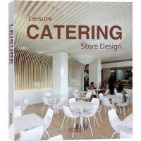 LEISURE CATERING STORE DESIGN 休闲食品店甜品店设计书籍