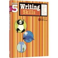 Harcourt Family Learning Writing Skills 写作技巧和思路 小学5年级练习册 单词句