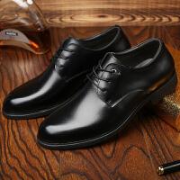 承发 皮鞋男士正装商务休闲工作鞋 36578