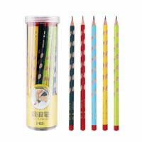 宝克洞洞铅笔 PL1701/PL1699书写铅笔HB PL1702/PL1700绘画铅笔2B