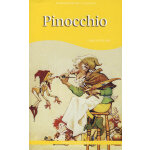 Pinocchio (Wordsworth Classics) 木偶奇遇记 9781853261602