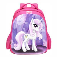 小马宝莉幼儿园大中小小学生1-4年级女孩书包索菲亚3-9岁双肩背包