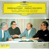 现货 [中图音像]【黑胶】贝多芬 三重协奏曲 1LP Beethoven: Triple Concerto