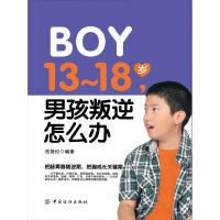 13-18岁 男孩叛逆怎么办