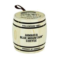 原装进口Wallenford 牙买加蓝山咖啡豆114g木桶装 蓝山咖啡