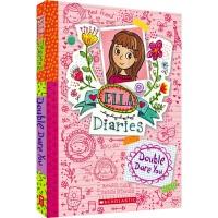 Scholastic Ella Diaries Double Dare You 艾拉日记 你好大的胆 9-12岁 英语桥