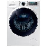 【当当自营】三星(SAMSUNG) WW90K7415OW/SC 9公斤家用变频滚筒洗衣机 蝶窗安心添 白色