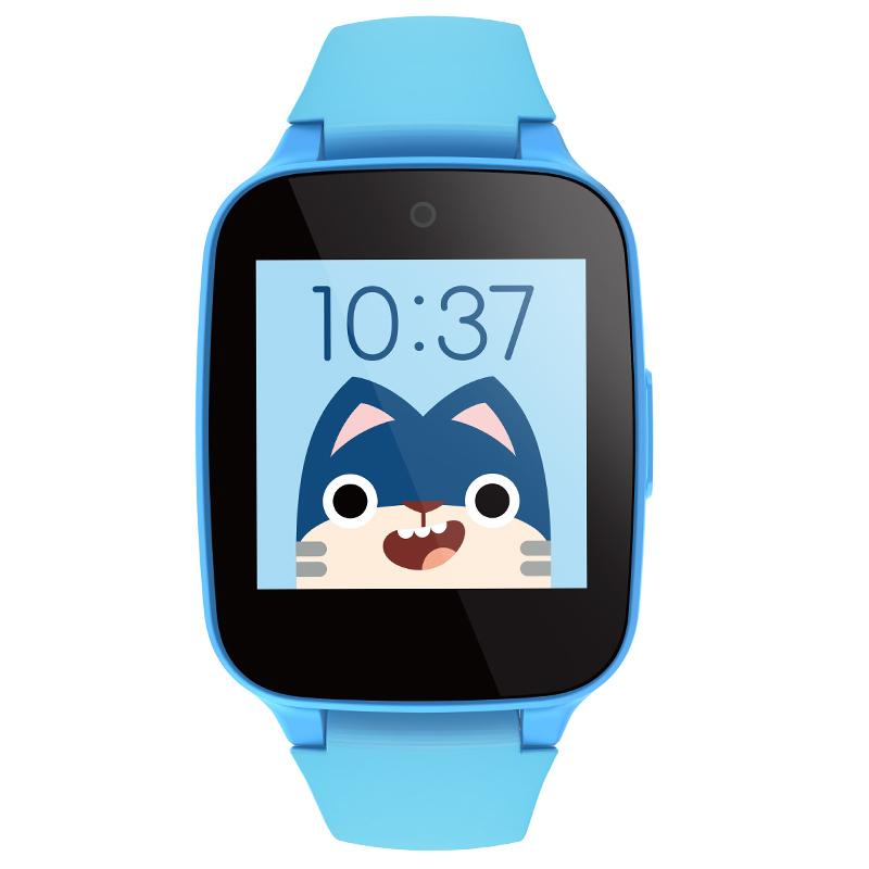 糖猫儿童电话手表GPS智能定位M1 通话手环学生手机插卡触摸屏 30万摄像头 高清彩屏 定位通话 讲故事