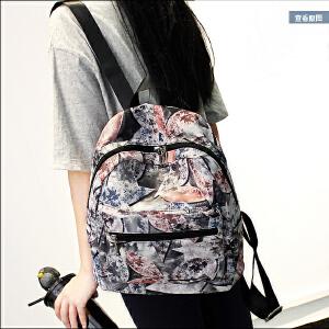 小清新双肩包女日韩版新款女包潮学院风休闲学生书包背包旅行小包