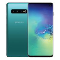 【当当自营】三星 Galaxy S10 8GB+128GB琉璃绿(SM-G9730)超感官全视屏骁龙855双卡双待全网