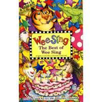 The Best of Wee Sing(With CD) 欧美经典儿歌:最好的声音(附CD)ISBN97808431