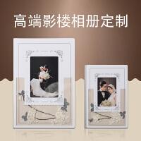 12寸18寸烤漆相册婚纱照相册制作高档影楼结婚照定制相册影集花夕 其它 28以上